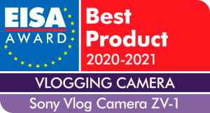 Sony ZV-1 vloggkamera + SanDisk SDXC Extreme Pro V30 128GB 170MB/s