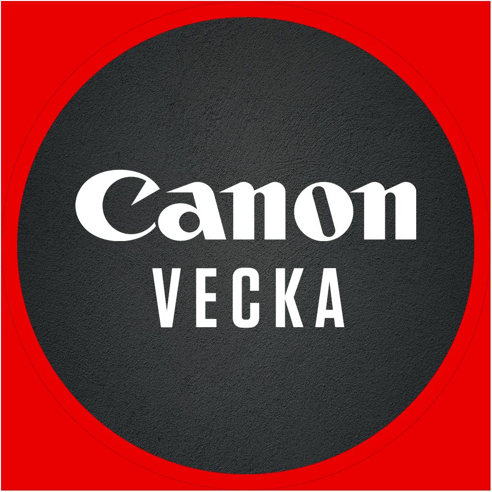 Canon EOS M6 Mark II, svart