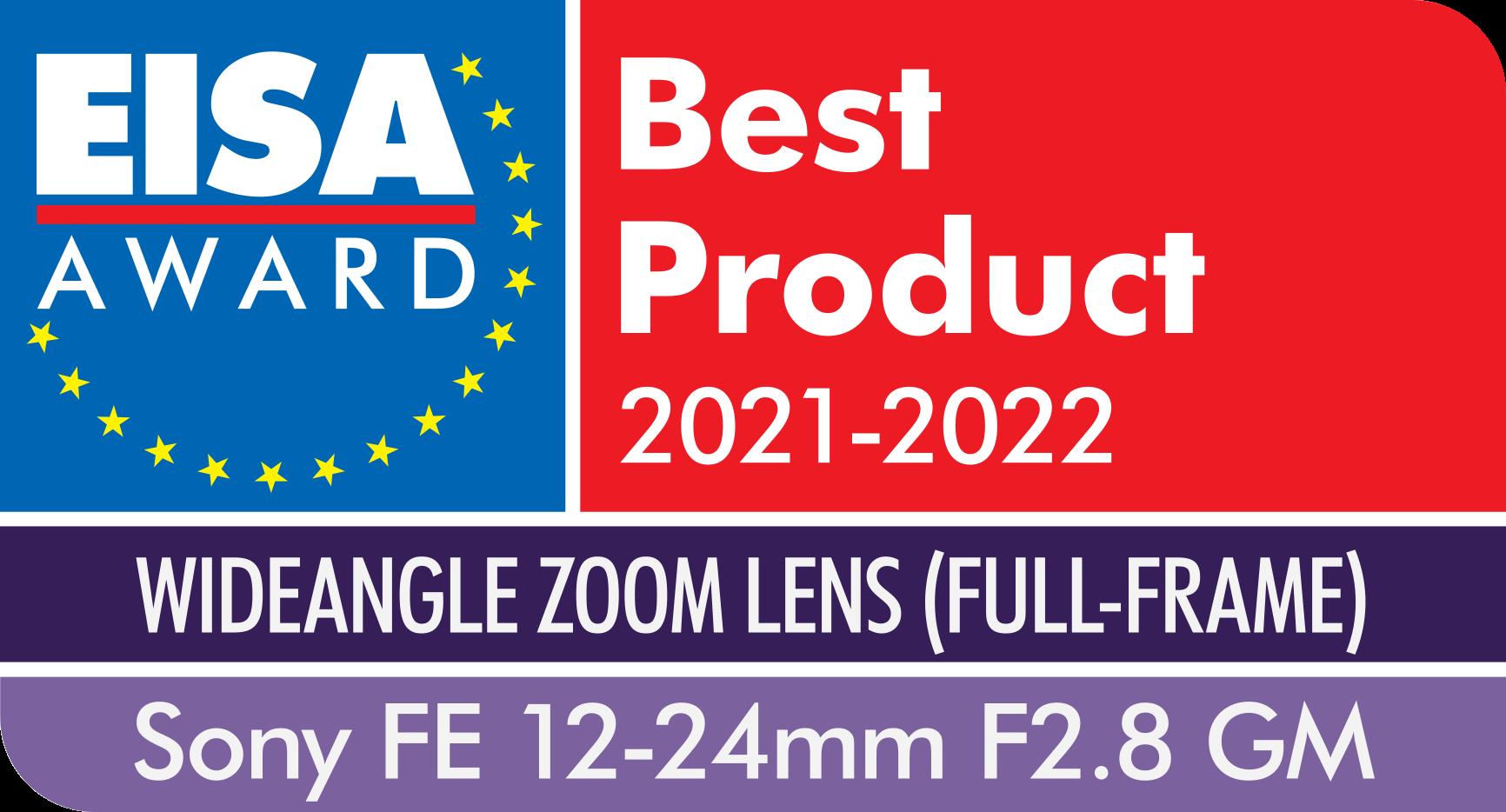 Sony FE 12-24/2.8 GM objektiv