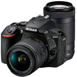 Nikon D5600 + AF P 18 55 VR + AF P 70 300 VR