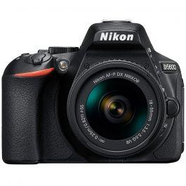 Nikon D5600 + AF P 18 55 VR