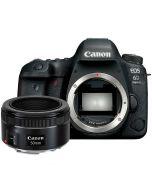 Canon EOS 6D Mark II + EF 50/1.8 STM