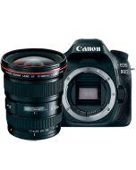 Canon EOS 80D + EF 17-40/4 L USM systemkamera