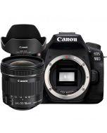 Canon EOS 90D + EF-S 10-18/4.5-5.6 IS STM + EW-73C -systemkamera
