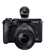Canon EOS M6 Mark II + 18-150mm IS STM, svart