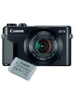 Canon PowerShot G7 X Mark II + NB-13L