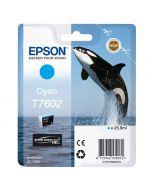 Epson T7602 Cyan (SC-P600)