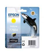 Epson T7604 Yellow (SC-P600)