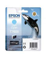 Epson T7605 Light Cyan (SC-P600)