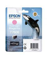 Epson T7606 Light Magenta (SC-P600)