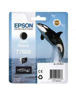 Epson T7608 Matte Black (SC-P600)