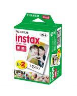 Fuji Instax Mini Film 10st bilder x 2 (totalt 20st)