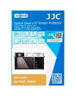 JJC GSP-X100V Glass LCD Screen Protector for Fujifilm X100V, X-T4