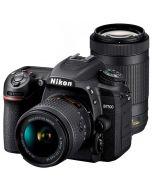 Nikon D7500 + AF-P 18-55mm VR + AF-P DX 70-300mm ED VR
