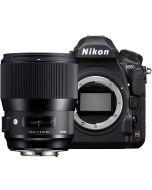 Nikon D850 + Sigma 135/1.8 Art DG HSM