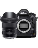Nikon D850 + Sigma 24/1.4 Art DG HSM