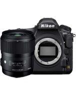 Nikon D850 + Sigma 35/1.4 Art DG HSM