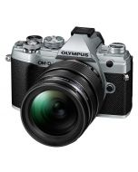 Olympus OM-D E-M5 Mark III + 12-40/2.8 ED Pro, silver