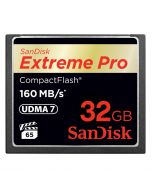 Sandisk CF 32GB Extreme PRO 160MB/s