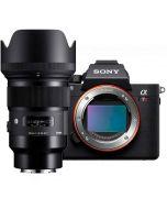 Sony A7R Mark III + Sigma 50/1.4 Art DG HSM