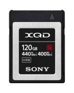 Sony 120GB XQD 440MB/s G-series
