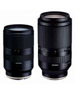 Tamron 28-75/2.8 Di III RXD + 70-180/2.8 Di III VXD, Sony FE