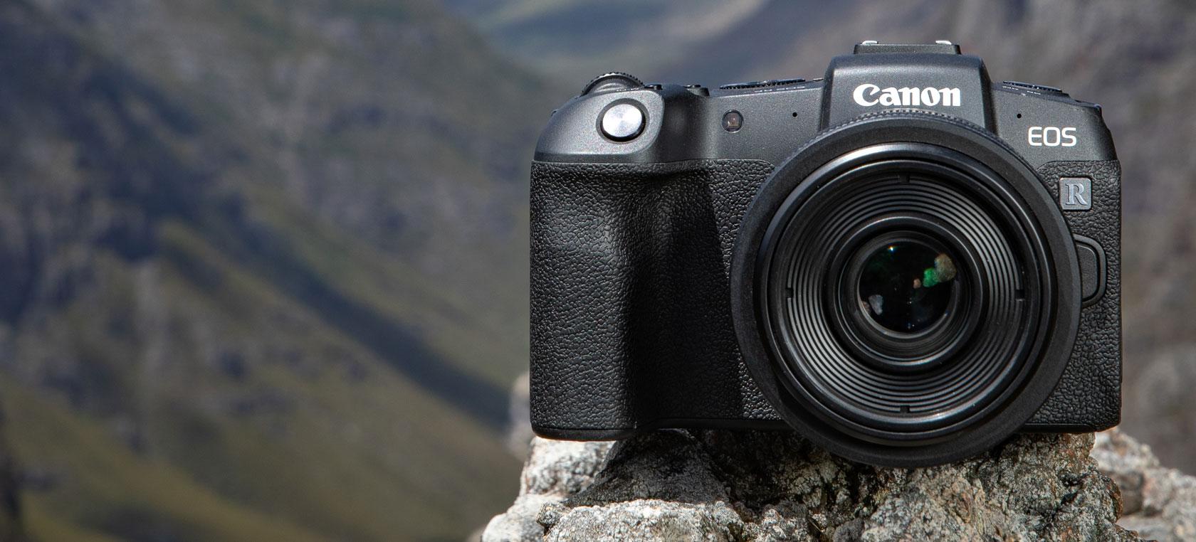 Canon EOS RP finns i lager
