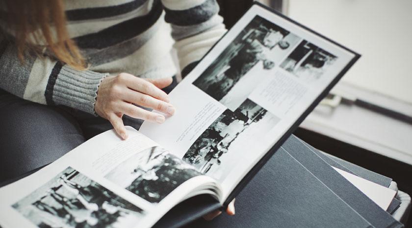 Fotoböcker är ett bra sätt att samla dina bilder på ett snyggt och lättöverskådligt sätt.
