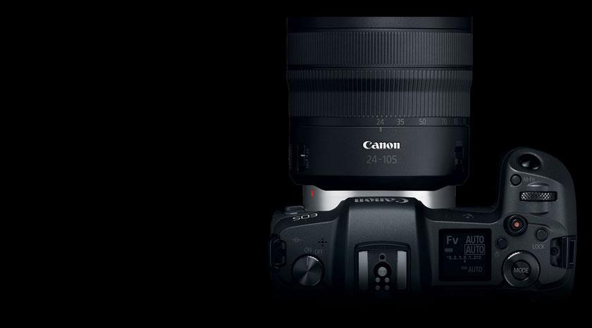 Canon RF objektiv