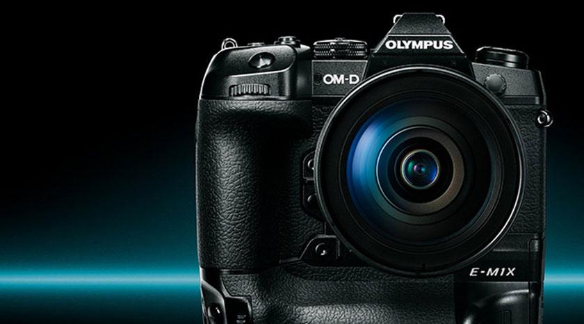 Efterlängtad nyhet! Olympus OM-D E-M1X