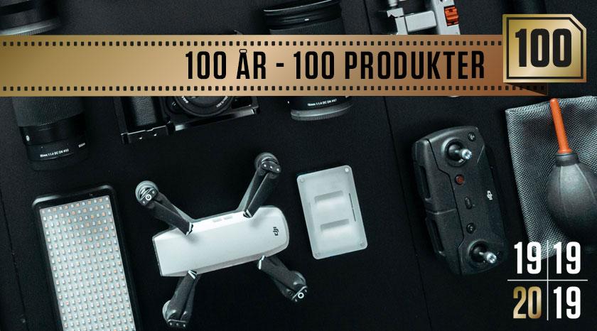 100 år - 100 produkter