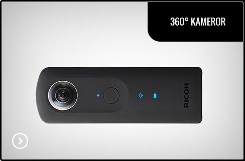 360 kameror