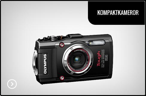 Kompaktkameror