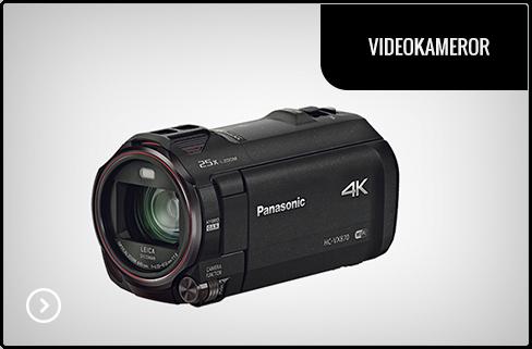 Videokameror