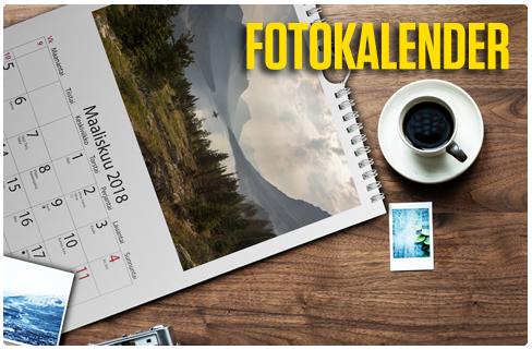 SE Kuvapalvelut main - Kalenteri