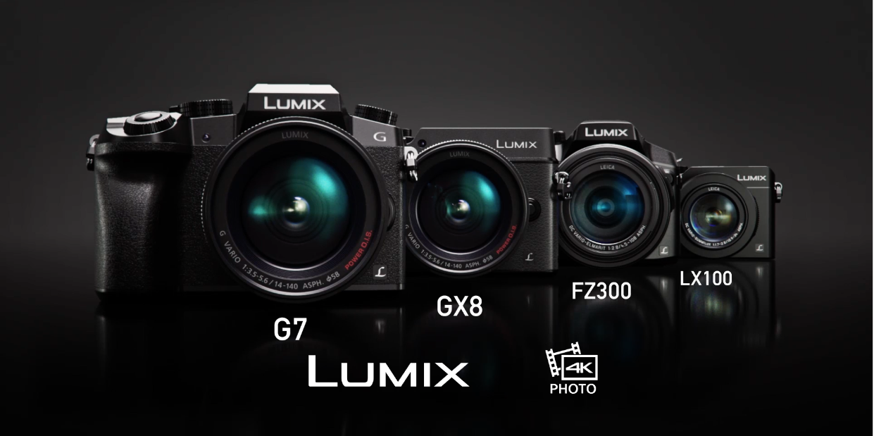 Panasonic Lumix 4K