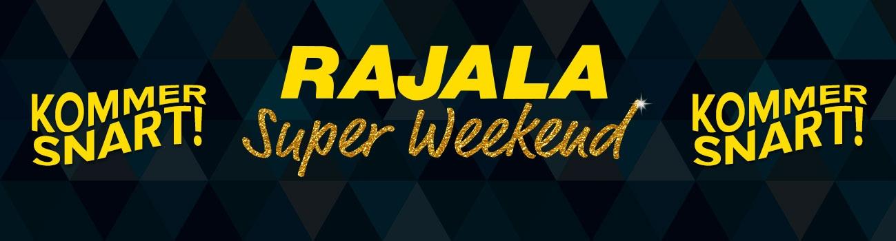 Super Weekend Kommer Snart!